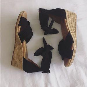 UGG Tracie Espadrilles Wedge Sandals